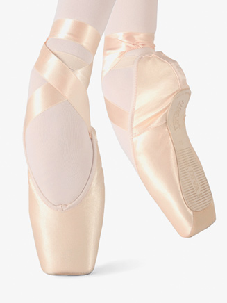 "Womens ""Diva"" Satin Pointe Shoes - Style No DIVA"