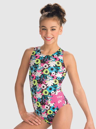 Girls Disney Alice In Wonderland Spring Fever Leotard - Style No DSY127C