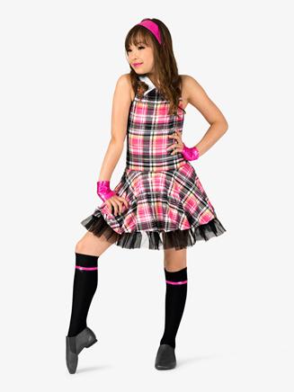 Girls School Girl Tank Character Costume Set - Style No EL137Cx