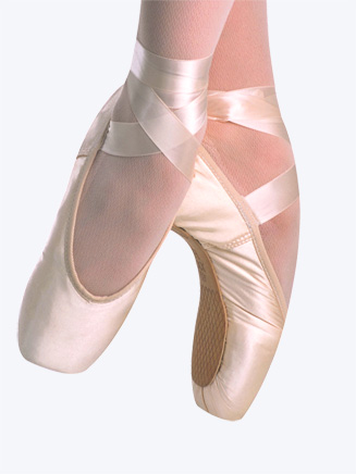 Adult Elite Pointe Shoe - Style No ELITE