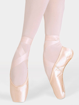 Adult Balance European Hard Shank Pointe Shoe - Style No ES0160S