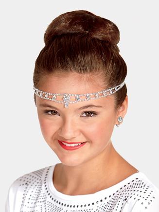 Rhinestone Headband - Style No FHBTx