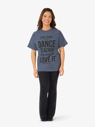 Skilled Enough Teacher Tee - Style No FP70