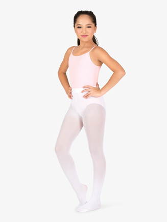 Girls Footed Dance Tight - Style No FS1825C