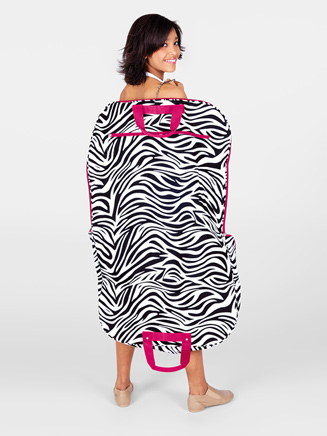 Zebra Garment Bag - Style No GM40