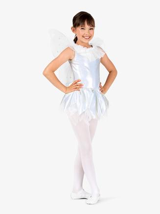 "Girls ""Angel"" Character Costume Tank Tutu Dress Set - Style No GRA128C"