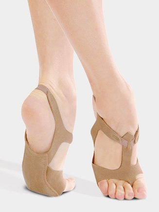 Adult Half Sole Lyrical Sandal - Style No H03