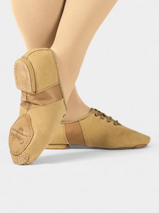 "Canvas/Neoprene Adult ""Tivoli"" Jazz Shoe - Style No JS3"