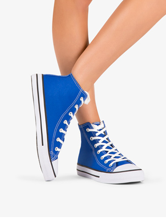 Womens Hi-Top Dance Sneaker - Style No KIX
