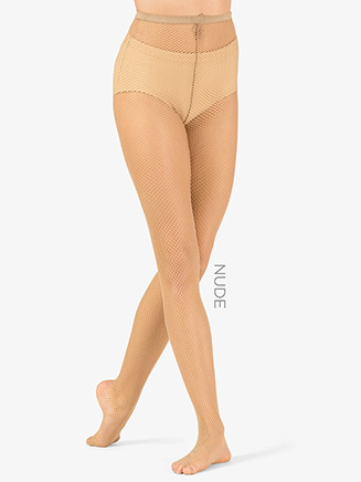 Womens Basic Fishnet Dance Tights - Style No LA9001
