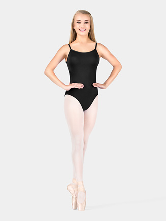 Adult Camisole Leotard with Padded Cups - Style No M2502