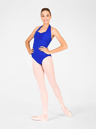 Adult Double Halter Leotard - Style No M2650