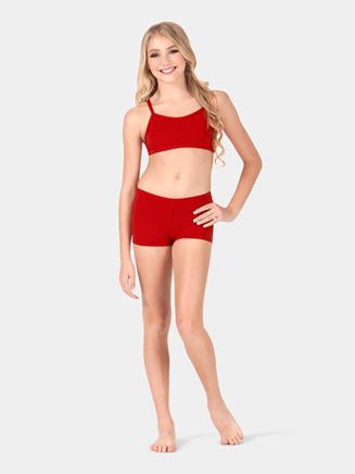 Girls Racerback Camisole Bra Top - Style No MD3127C