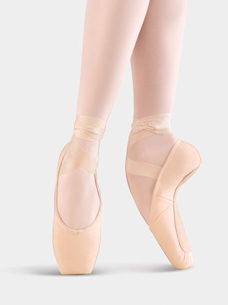 Whisper Matte Adult Pointe Shoe - Style No MS141