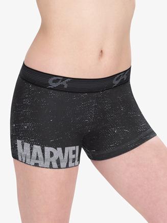Girls Marvel Charge Shorts - Style No MV029C