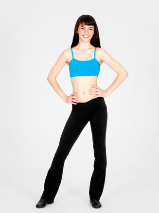 Adult Cotton V-Front Jazz Pant - Style No N5504
