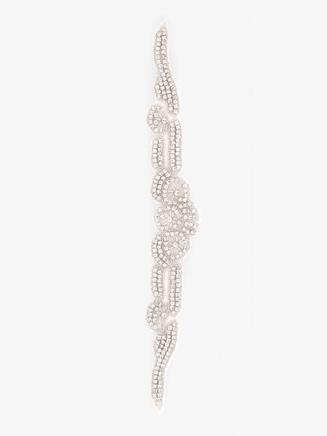 Hot Fix Crystal Rhinestone Applique - Style No N705
