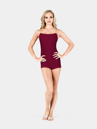 Adult Emballe Shorty Unitard - Style No N7137