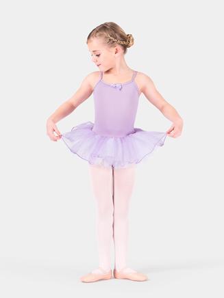 Child Camisole Tutu Dress - Style No N8503C
