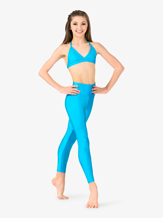 Child High Waist Legging - Style No N8642C