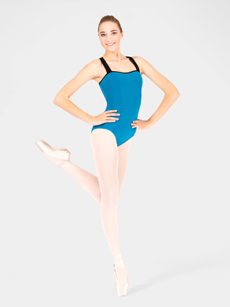 Strappy Back Tank Leotard - Style No N8679