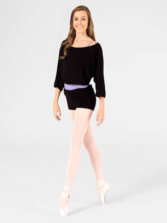 Adult Knit Dance Short - Style No N8709