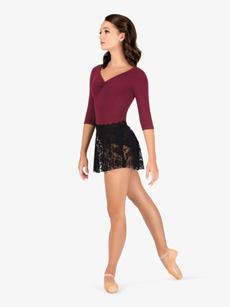 Adult Lace Short Skirt - Style No N8725