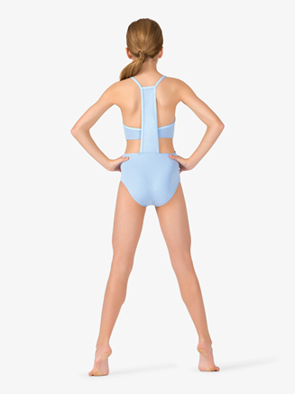 Studio Collection Girls Cotton Camisole Leotard - Style No N9018C