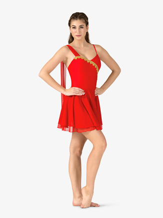 "Womens ""Diana & Actaeon"" Costume Dress - Style No N9099x"