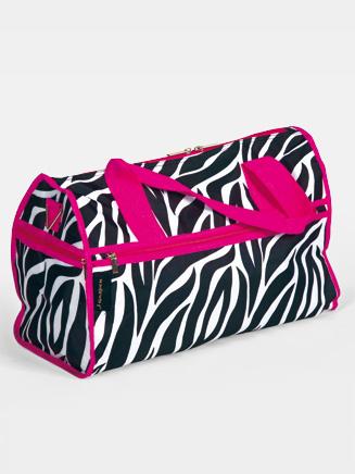 Duffle Zebra Bag - Style No NZ219JBWP
