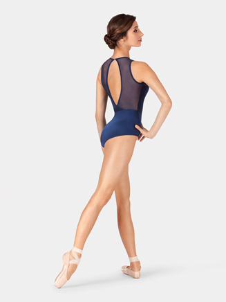 Adult Tiler Peck Power Mesh Tank Leotard - Style No P1006