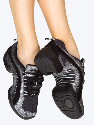 """Electron"" Adult Dance Sneaker - Style No P45M"