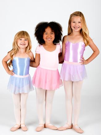 Child Pull-On Reversible Skirt - Style No PB518C