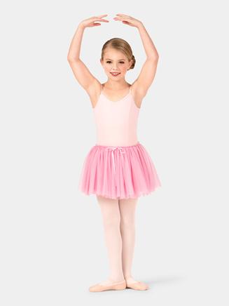Child Mesh Tutu Skirt - Style No PT1002