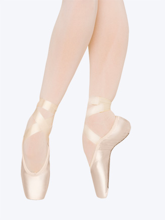 "Adult ""Axiom"" Pointe Shoe - Style No S0108"