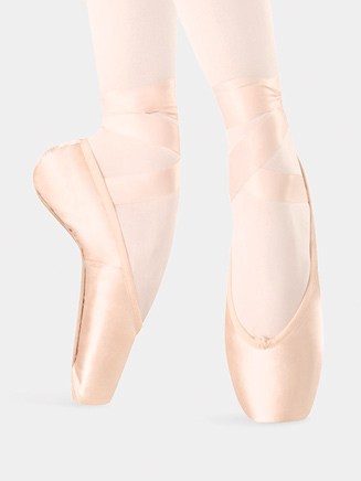Adult Hanna Pointe Shoes - Style No S0109L