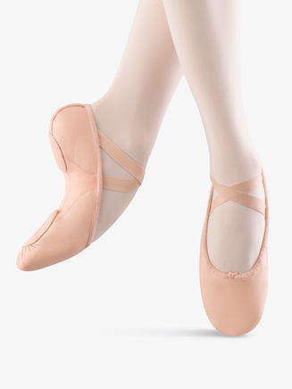"""Proflex"" Adult Split-Sole Leather Ballet Slipper - Style No S0200L"