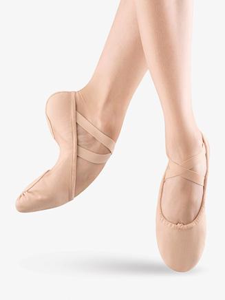 """""""Proflex"""" Adult Split-Sole Canvas Ballet Slipper - Style No S0210L"""