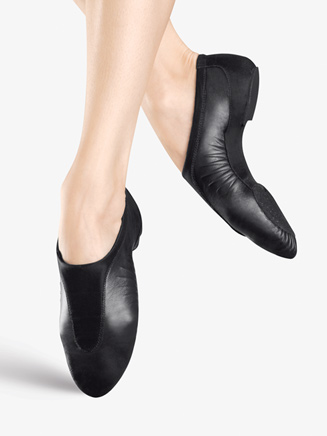 """Pulse"" Adult Slip-On Jazz Shoe - Style No S0470L"