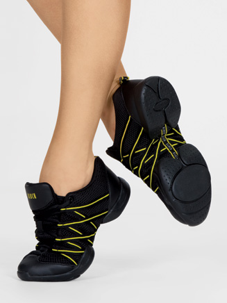 """Criss Cross"" Adult Dance Sneaker - Style No S0524"
