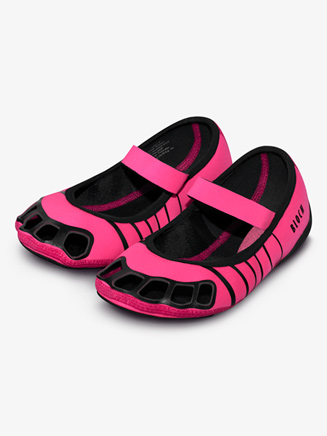 Womens Rubber Sole Barre Shoe - Style No S1276R
