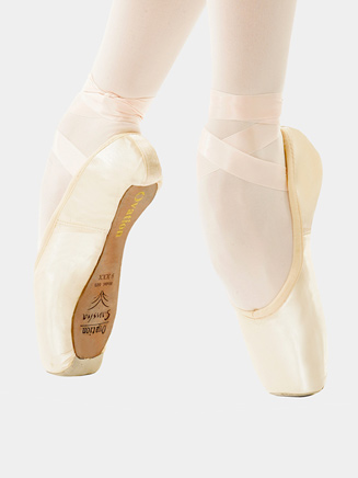 Women Ovation Pointe Shoe - Style No S603