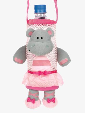 Hippo Ballerina Water Bottle Holder - Style No SJ670142