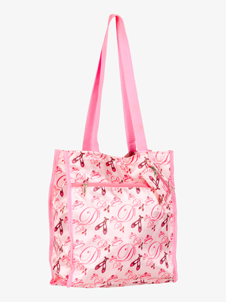 Satin Ballerina Tote Bag - Style No ST13906