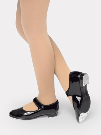 Adult Tap Shoe with Velcro - Style No T9050