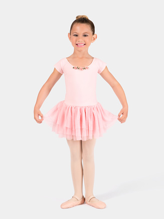 Child Dance Dress - Style No TH5105C