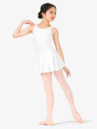 Child Pull-On Nylon Skirt - Style No TH5114C
