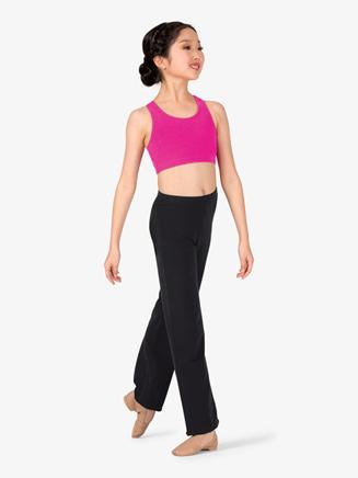 Girls Cotton Jazz Pants - Style No TH5522C