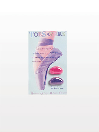 Mini Pointe Shoe Pads - Style No TSAV