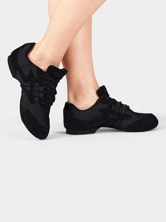 """Salsette-1"" Adult Dance Sneaker - Style No V931M"
